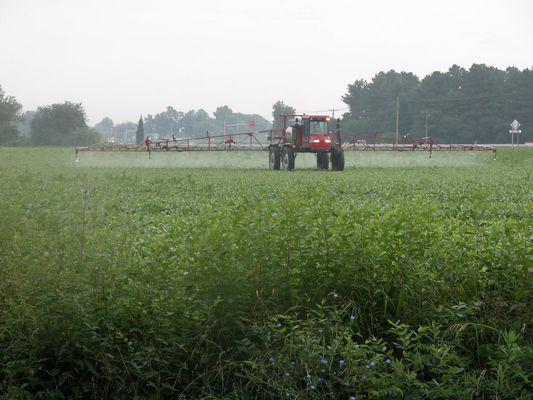 Herbicides are often overused.